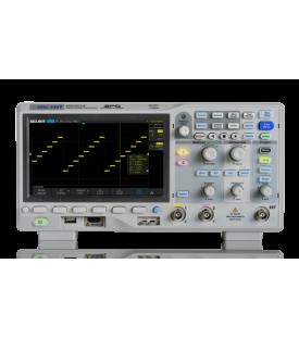 SDS2202X-E-Siglent SDS2202X-E Oscilloscope 2x200 MHz