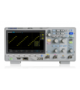 SDS2352X-E-Siglent SDS2352X-E Oscilloscope 2x350 MHz