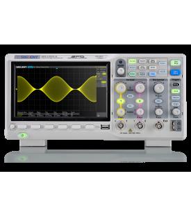 SDS1202X-E-Oscilloscope numérique 2 voies 200 MHz