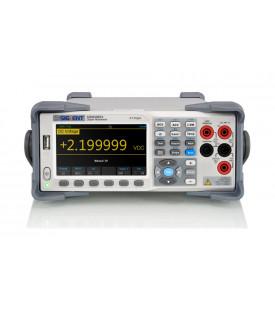 SDM3055-SC-Multimètre numérique de table 240 000 points...