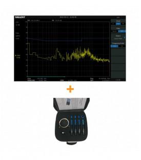 EMI-OPTION-BUNDLE-SSA3000X-PLUS-Ensemble kit pré-conformité EMI + SRF5030T pour...