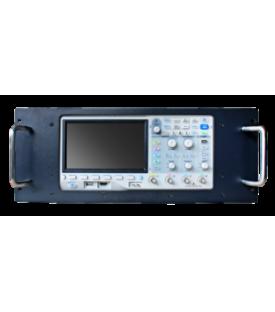 """SDS1000X-E-RMK-Rack châssis 4U 19"""" pour série SDS1000X-E"""