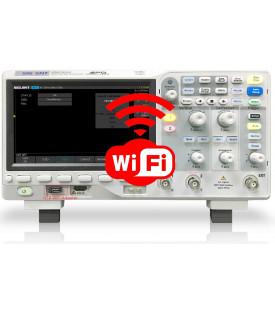 SDS-1000X-E-WIFI-Logiciel de communication  WIFI 802.11b/g/n...