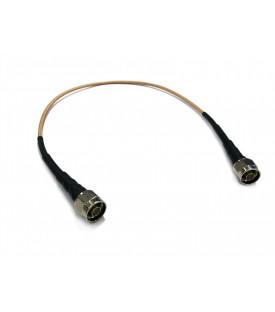 N-N-6L-Câble adaptateur N mâle - N mâle / 6 GHz 0,7 m