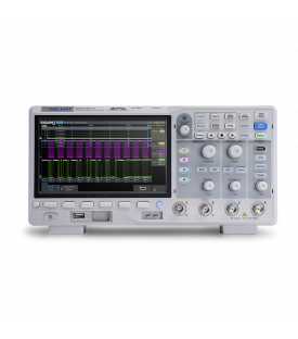SDS1104X-U-Siglent SDS1104X-U Oscilloscope 4x100 MHz