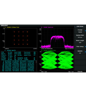 SSA3000X-PLUS-DMA-Analyse modulations numériques pour série...
