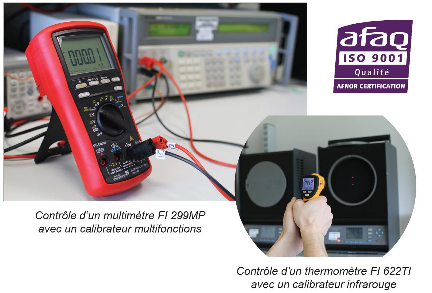 Métrologie-applications